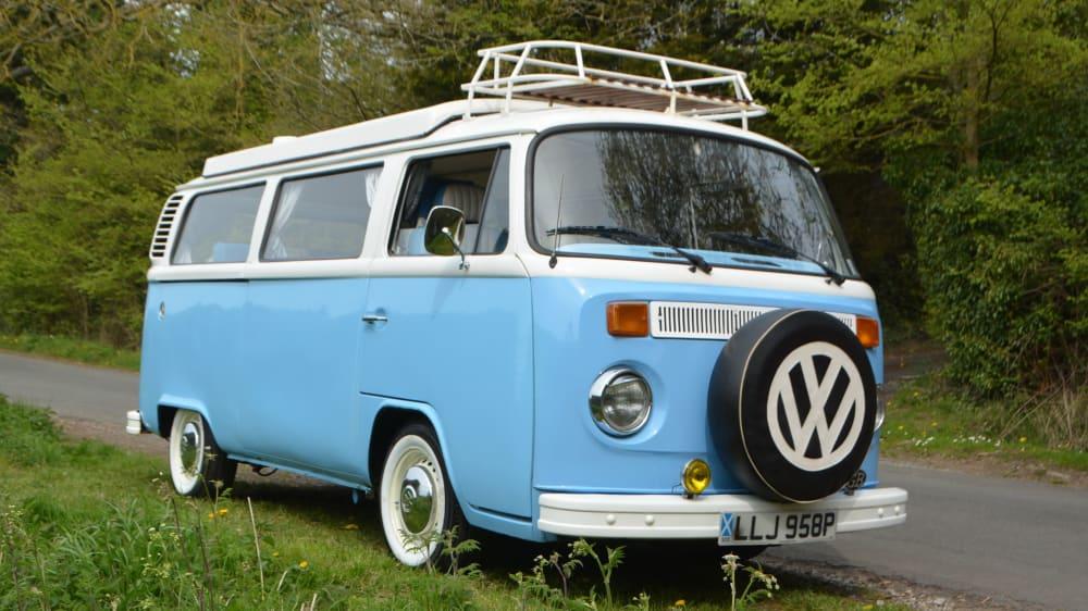 Volkswagen T2 Bay Window Camper