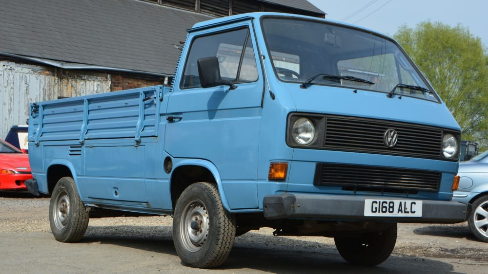 Volkswagen Type 3 Transporter 78PS