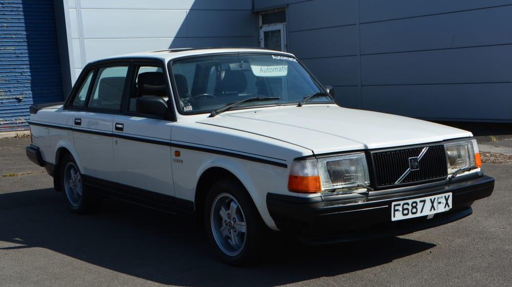 Volvo 240 GLT Automatic