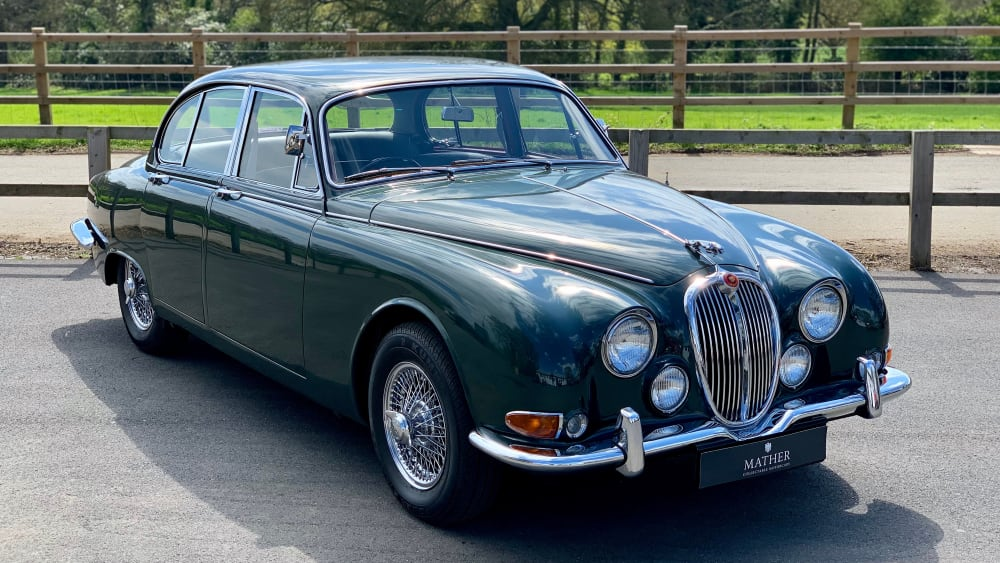Jaguar S-Type (old) Saloon
