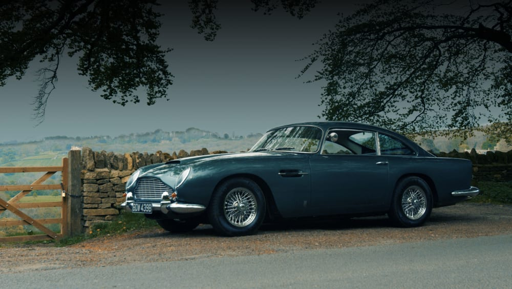 Aston Martin DB5 Coupe