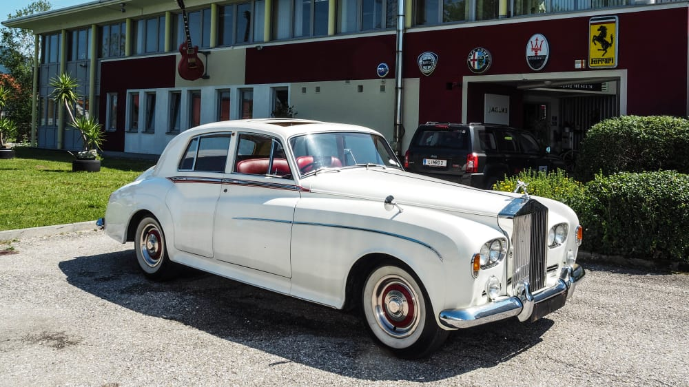 Rolls-Royce Silver Cloud Mk III Saloon