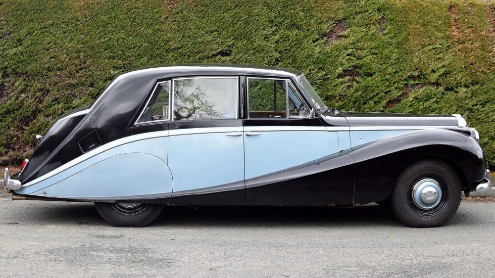 Daimler Empress MkII Hooper Saloon