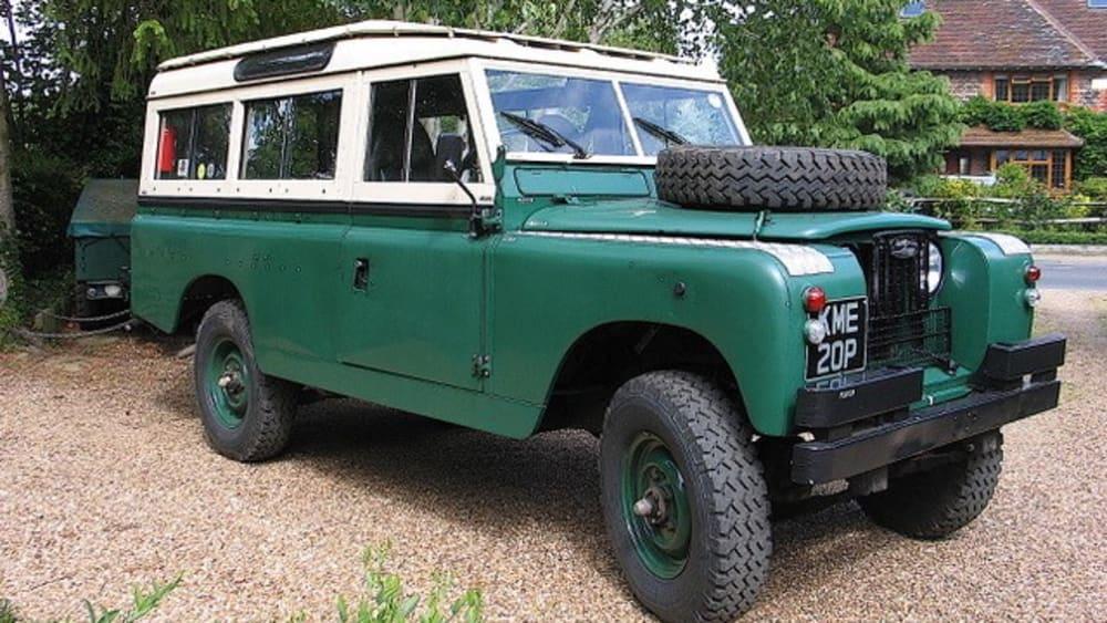 Land Rover IIA !09