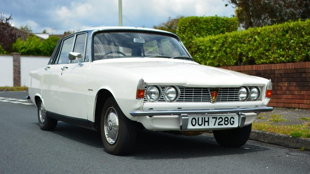 Rover 2000 SC