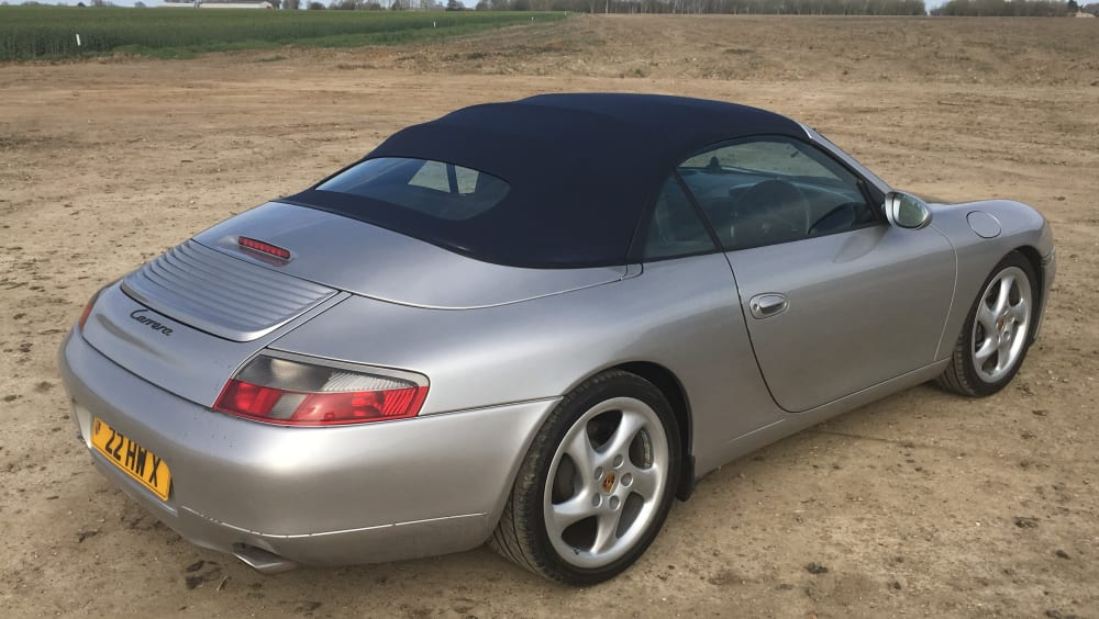 Porsche 911 911 Carrera 2.0