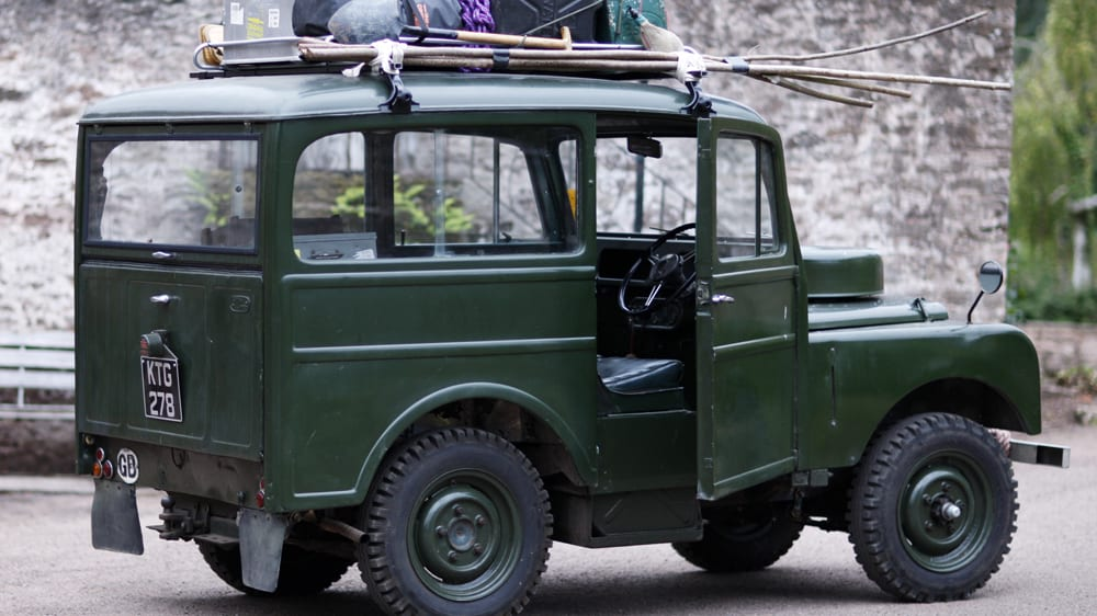 Land Rover Series I Station