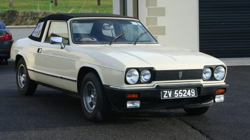 Reliant Scimitar GT Coupe