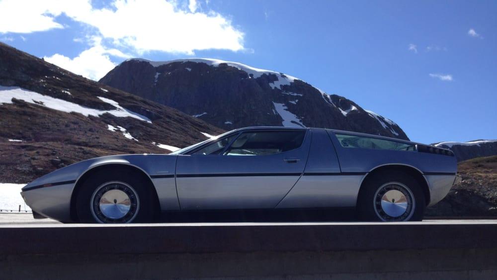 Maserati Bora Coupe