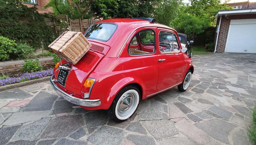 Fiat 500 Break