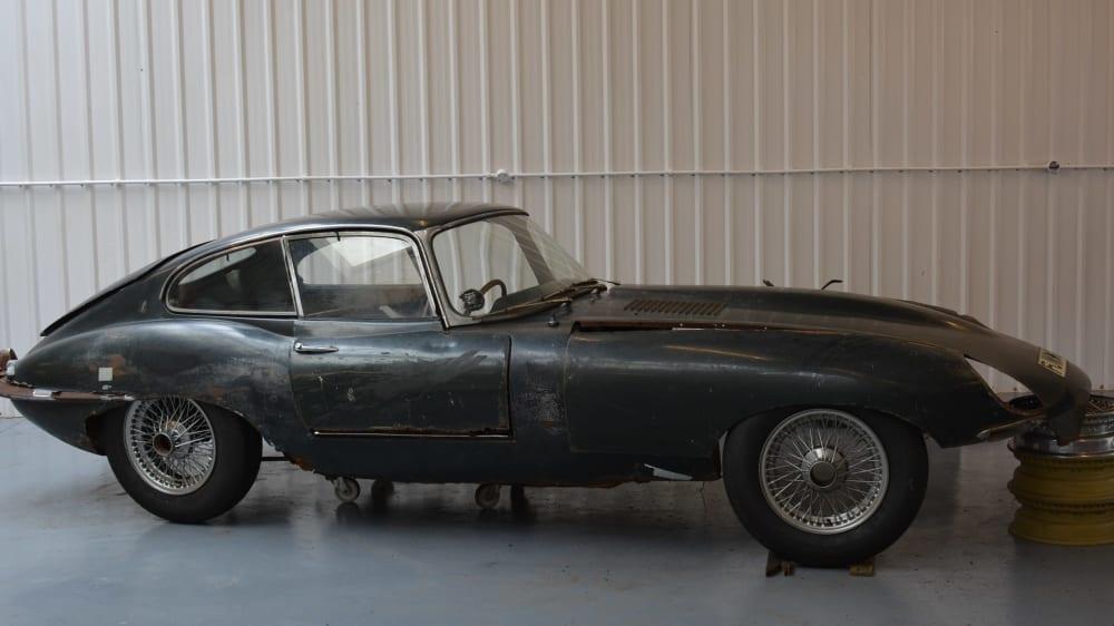 Jaguar E-Type (XK-E) S1.5 Coupe