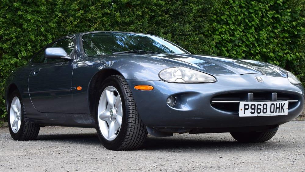 Jaguar K8 Coupe