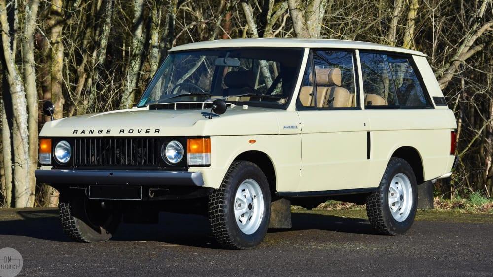 Land Rover Range Rover 1st Gen Range Rover
