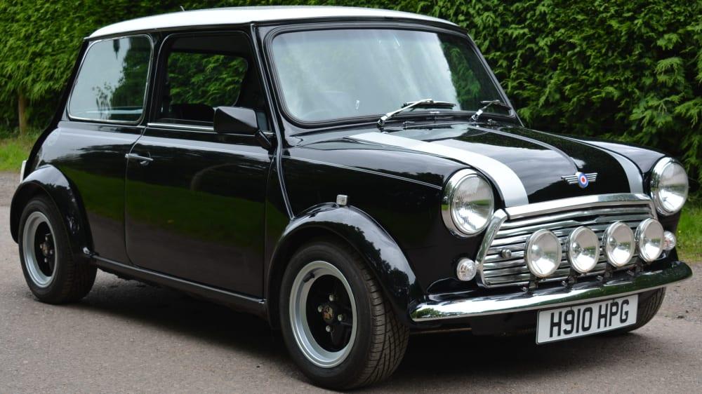 Mini (BMW) Mayfair