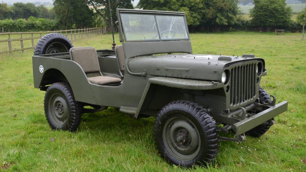 Willys-Overland Aero Willys 2600