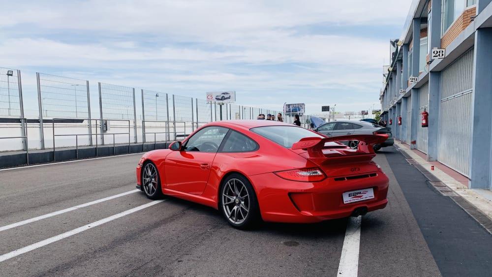 Porsche 911 997.2 Carrera GT3