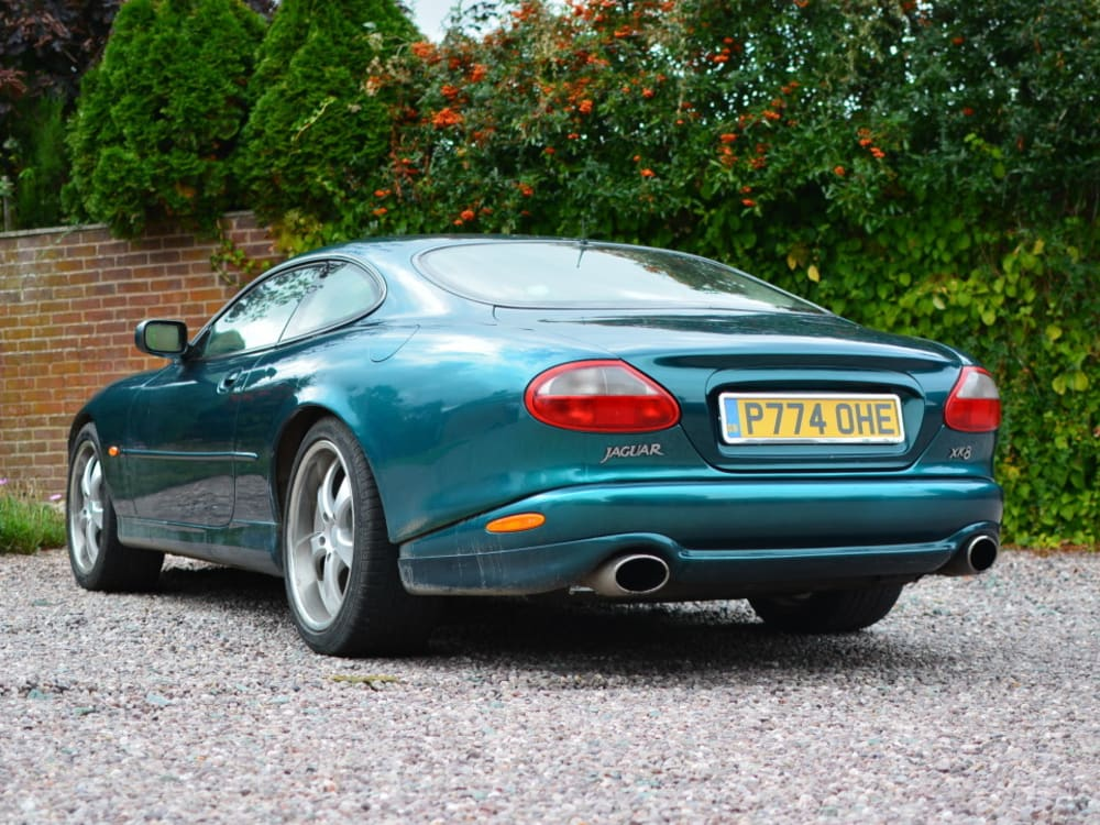 Jaguar XK8 (X100) - Past Drives