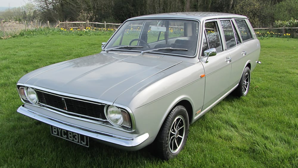 Ford Cortina Mk II Estate