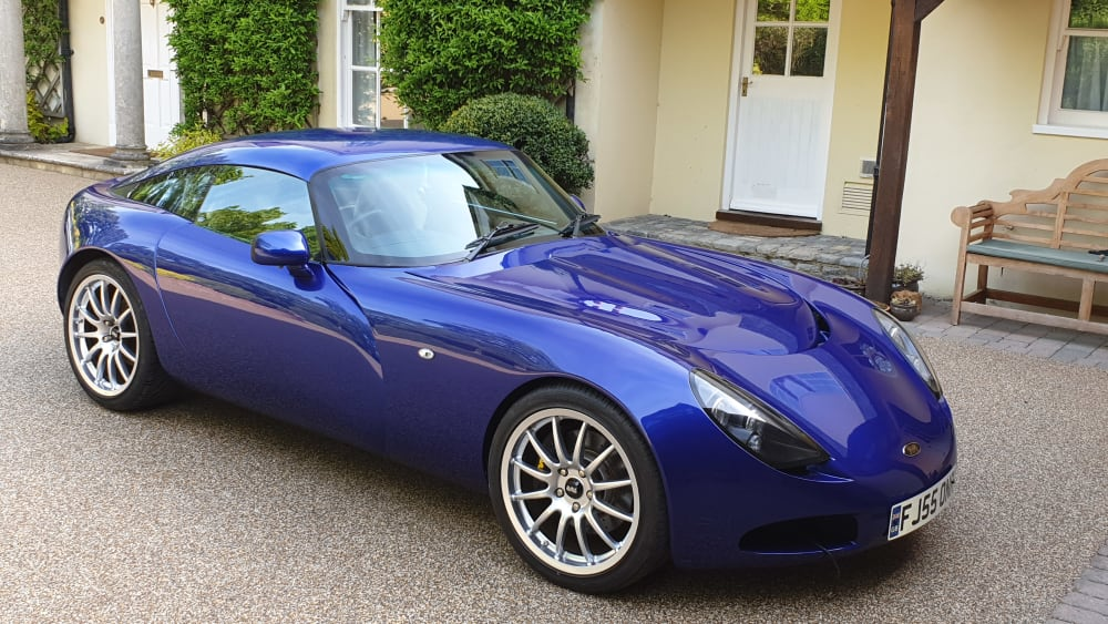 TVR T350C Coupe