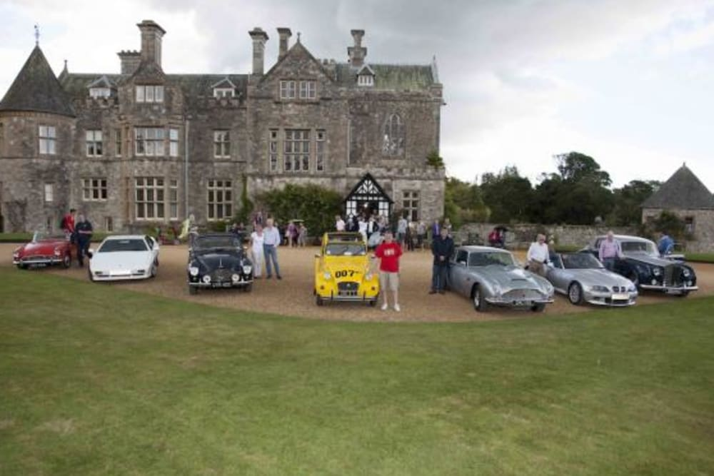 Timeline post: Displaying at Beaulieu in 2012