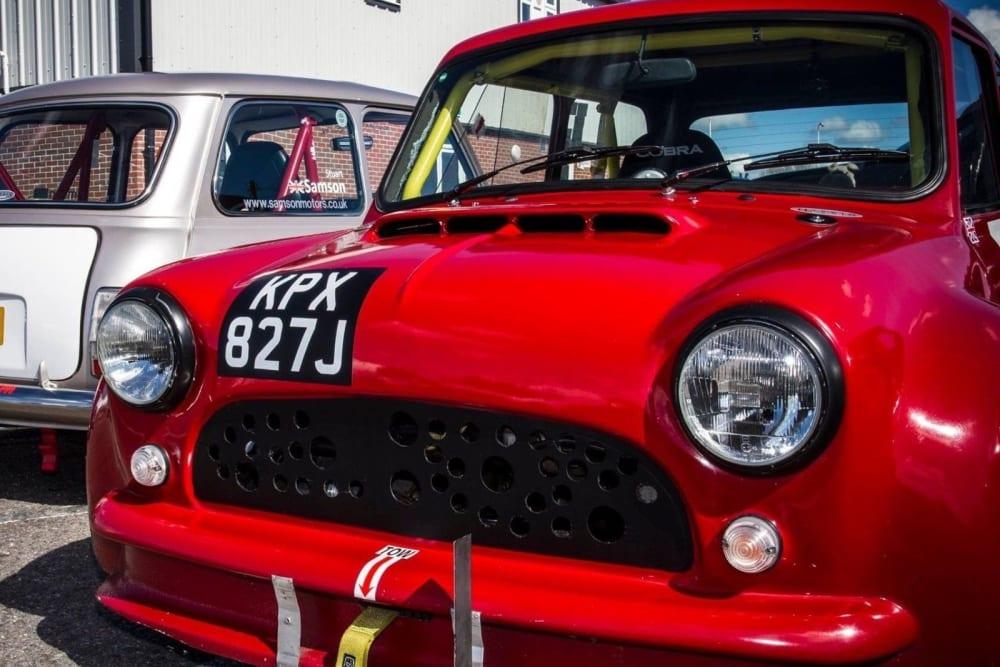Timeline post: Grunty Pig - 1380cc Hillclimb & Sprint Car