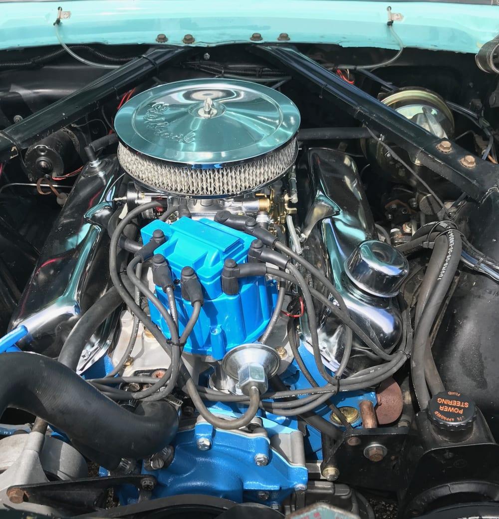 Timeline post: New Blueprint 4.9L/302ci  300bhp V8