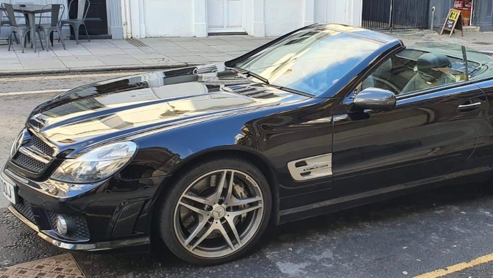 Mercedes-Benz SL SL63AMG