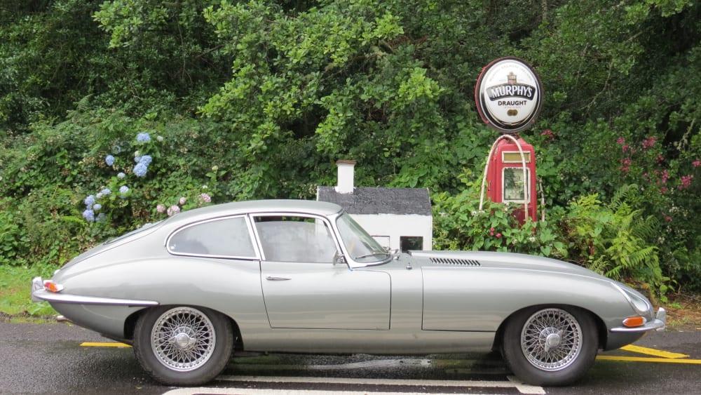 Jaguar E-Type (XK-E) S1 Coupe