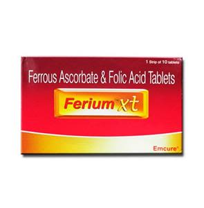 Ferium XT Tablet : Buy, Uses, Composition, Substitutes by Emcure  Pharmaceuticals | Pasumai Pharmacy