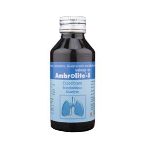 Ambrolite S Syrup