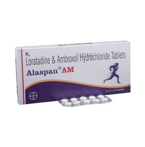 Alaspan Syrup 60 ml