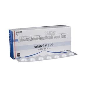Arbitel MT 25 mg Tablet