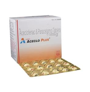 Aceclo Plus Tablet