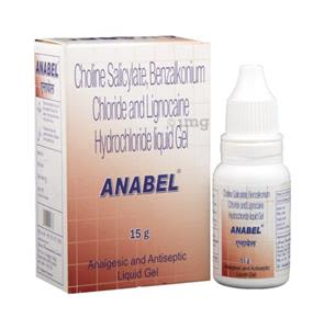 Anabel Liquid Gel 15 gm