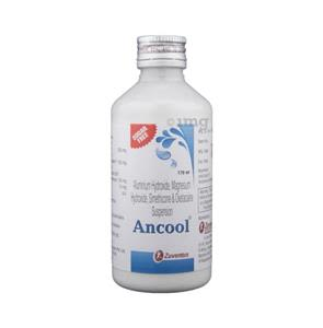 Ancool Syrup 170 ml