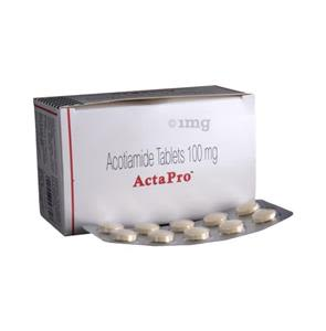 Actapro 100 mg Tablet