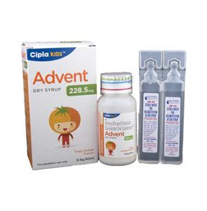 Advent Dry Syrup 60 ml