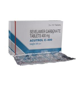 Acutrol C 400 mg Tablet