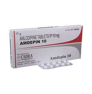 Amdepin 10 mg Tablet
