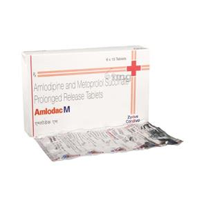 Amlodac M 50 mg Tablet