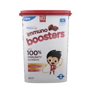 Activkids Immuno Booster 7+ Year Tablet