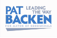 Pat Backen | Leading the Way