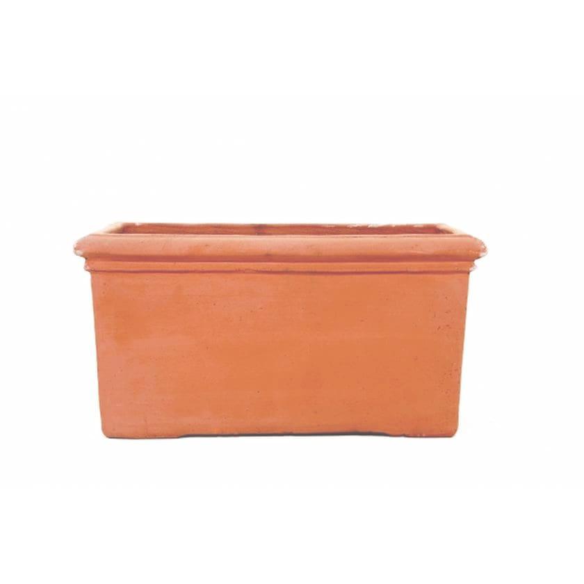 Terracotta trough