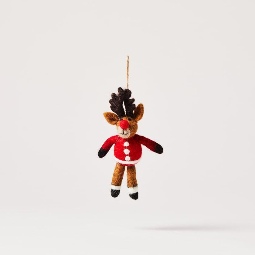 Rudolph in xmas jumper