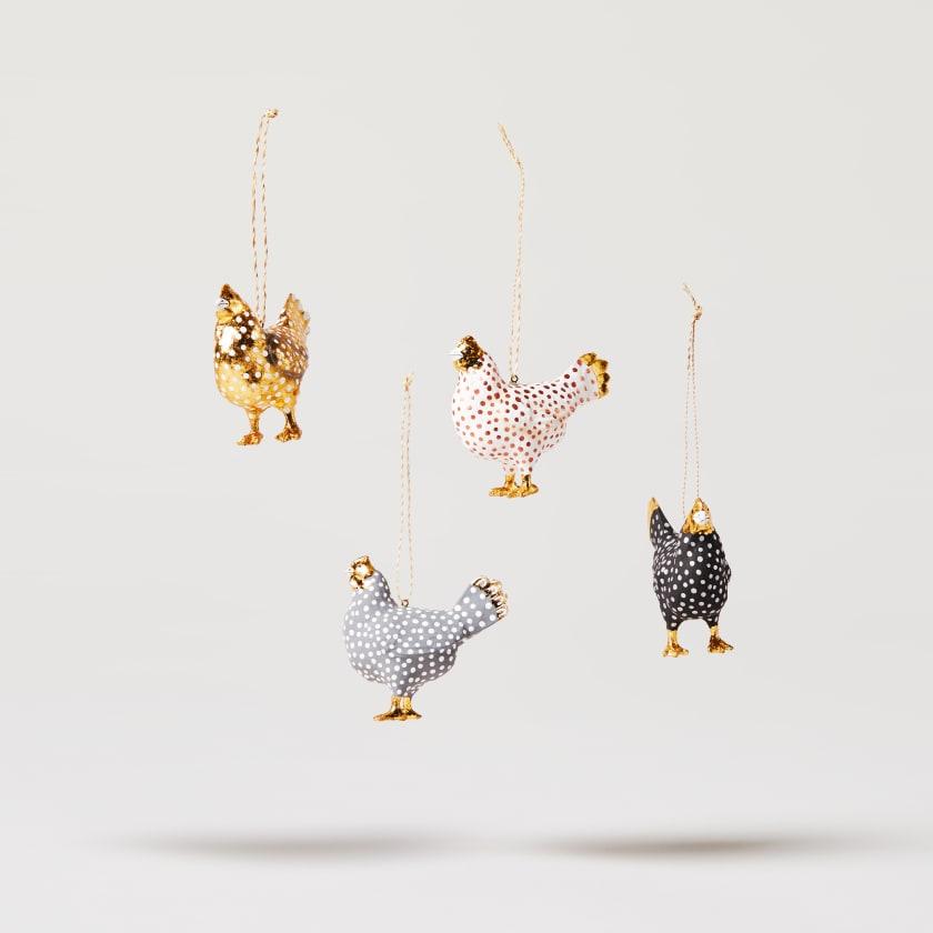 merriment hens