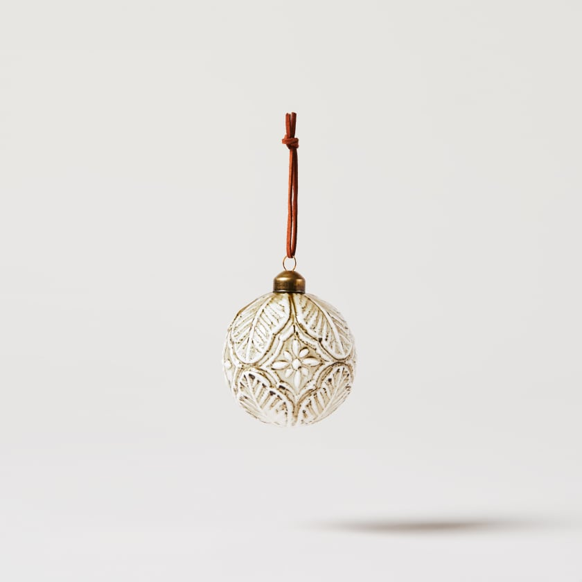 lacquered bauble