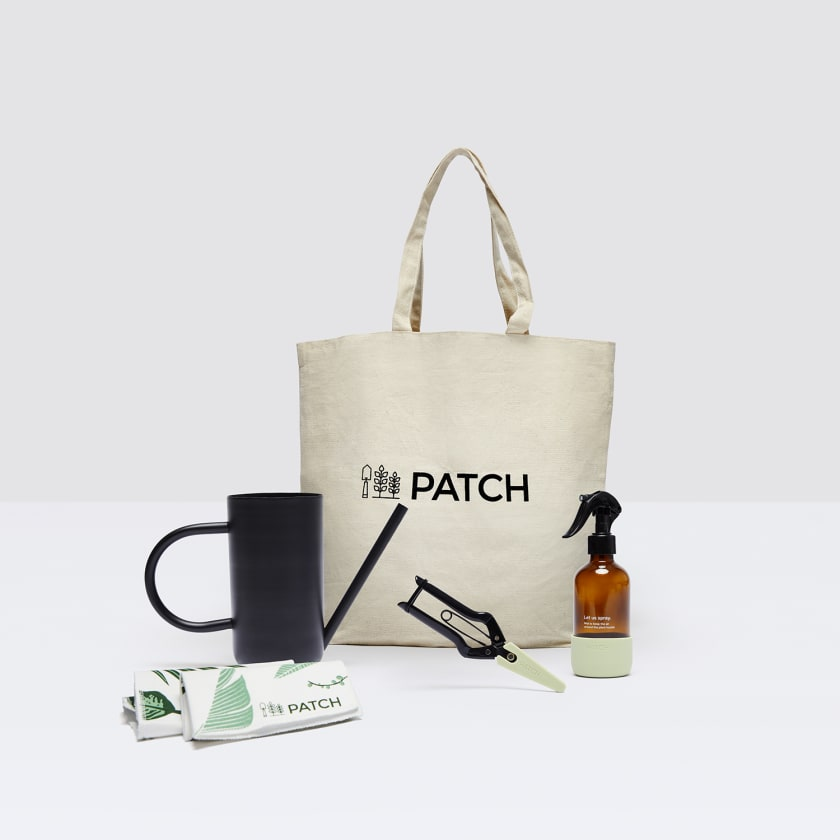 bundle with tote