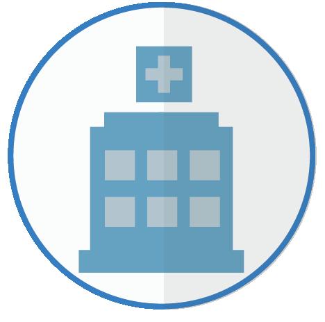 Hospital building | PatientWisdom