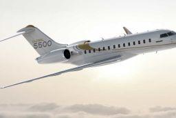 Bombardier 5500