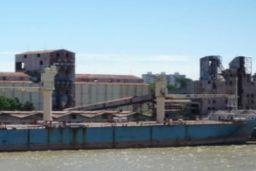 Argentine grains port